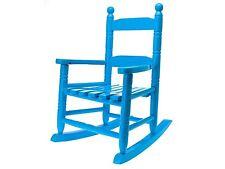 Stuhl für Kinder in Blau