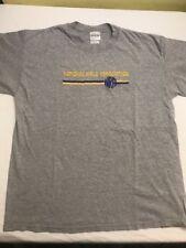 "NRA National Rifle Association T-Shirt Gray Short Sleeve adult XL 44"" Nu-Sport"