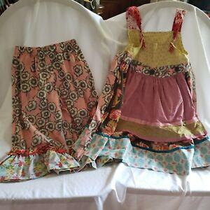 Matilda Jane Serendipity 2 Piece Outfit Size 6