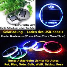 1 Stück Sonnenatmosphäre Licht Hyundai geändertes Zubehör Autozubehör Autoteile