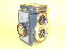 Yashica 44 LM - vintage, grey TLR perfectly working...