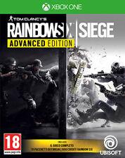 Rainbow Six Siege Advanced Edition XBOX ONE IT IMPORT UBISOFT