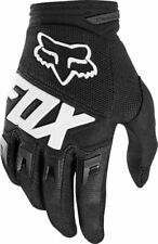 Fox Racing Dirtpaw Race Adult Offroad MX Gloves Black Medium MD