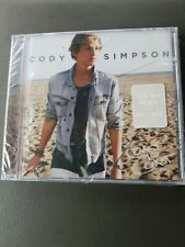 CODY SIMPSON COAST TO COAST Brand NEW Factory Sealed CD Unopened w/Price Sticker