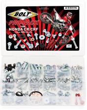 Honda motocross pro bolt KIT CR 125 250 2000 - 2007 CRF 250 R 450 R 2002 - 2020