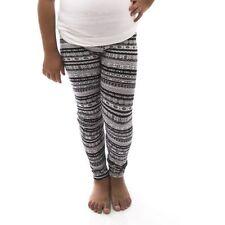 Leggings da donna neri