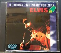 The Original Elvis Presley Collection # 45 Good Times Near Mint RCA CD FASTPOST