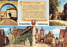 AK: Rothenburg o. d. Tauber (Chronik)