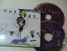 THE CURE THE CURE 2 CD DELUXE not LP or DVD
