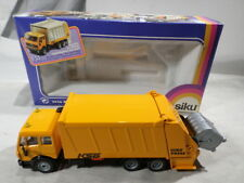 Siku BOXED UNUSED 1:55 2926 Mercedes Benz Garbage Truck Mullwagen