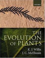 The Evolution of Plants. Willis, McElwain