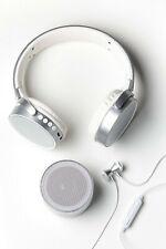 EGL 3 Stück Audio Set silber/grau