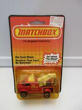 1983 Matchbox Breakdown Van MB21