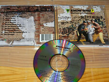 U KNOW WHO - WHATCHA' GOT A GUN FOR / US ALBUM-CD 1991 MINT-