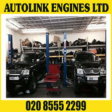 MITSUBISHI L200 4D56 2.5 TD 2001-2005 ENGINE SUPPLY AND FIT ENGINE