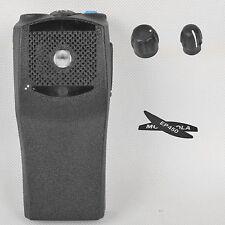 Black Replacement Repair case Housing cover for motorola EP-450 portable Radio