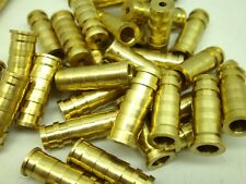 (12) Brass Inserts 80 gr carbon Arrows Horton Ten Point easton Crossbow .300 Id
