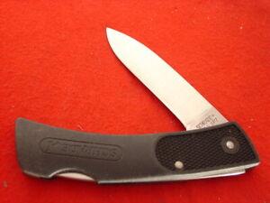"Schrade USA Made SP7 5"" TURBO Lockback Lock Blade Knife"