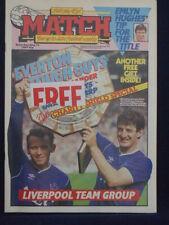 Everton A Football Fanzines, Journals & Magazines