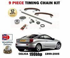 FOR TOYOTA CELICA 190BHP 1.8i VVTi + IMPORT 8/2000-12/2005 New Timing CHAIN KIT