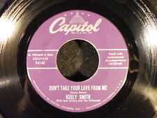 Don't Take Your Love From Me/Ive Got You Under My Skin by Keely Smith (45-30260)