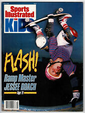 1989 Sports Illustrated For Kids Vol 1,#7, Trammell, J. Rice, Clemens Inserts..