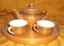 Mini Tea Set with a Pot and two Tea Cups