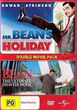 Mr Bean: ULTIMATE DISASTER / HOLIDAY : NEW DVD