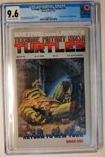 TEENAGE MUTANT NINJA TURTLES #19 CGC 9.6 (1st print, 1989 Mirage Studios) TMNT