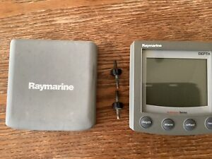 Raymarine ST60, Depth Display Head + Suncover - A22010