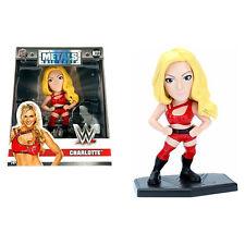 "Jada WWE Wrestling Charlotte M212 4"" Metals Diecast Action Figure 98112"