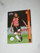 MONTERO   FC LORIENT   Carte football card FRANCE FOOT DS 1998-1999 panini