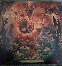 Lesbian - Hallucinogenesis LP Doom Sludge Psyche Metal - SEATTLE Vinyl new copy