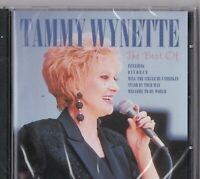 """CD - TAMMY WYNETTE - THE BEST OF TAMMY WYNETTE  """" NEU in OVP VERSCHWEISST #S02#"""