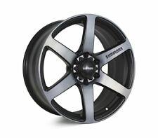 20x9.0 Simmons S6 Black Tint 6/139.7 P20 Wheel