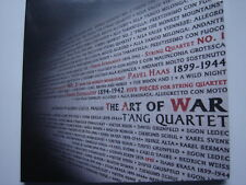 0888 T'ang Quartet  & Erwin Schulhoff - The Art of War CD NEW & SEALED