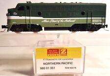 MTL Z 980 01 351 F7 NP Powered A-Unit Locomotive # 6507A