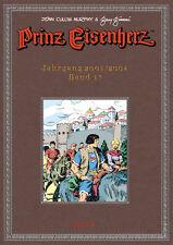 Prinz Eisenherz, BOCOLA Verlag, Murphy & Gianni, Band 17, Jg. 2003/2004