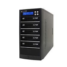 Vinpower Econ 5 Target Blu-ray DVD CD Disc Duplicator Copier 500GB HD + USB 3.0