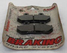 CBR600 CBR600F2 87 88 89 90 91 92 93 94  FRONT BRAKE PADS BRAKING brand carbon