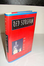 Red Sorghum by Mo Yan 1st/1st 1993 Viking Hardcover