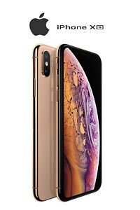 Apple iPhone XS 64GB 256GB 512GB Space Gold Silver -Unlocked- AU Stock - As New