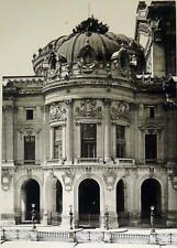 Pierre Lampué Pavillon de l'Opéra Garnier Paris Héliogravure XIXème