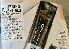 NEW Avon Whitening Essentials Toothpaste Blanc Charcoal Fresh Mint Plus SHIPPING