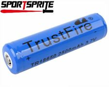 TrustFire 18650 3.7V 2500mAh Rechargeable Li-ion Battery fit for flashlight UK