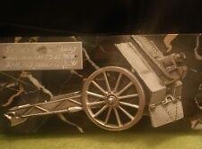 13. J. G. KOMPANIE INFANTERIEREGIMENT 70 Flak- Geschütz auf Marmorsockel