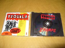 The Champs - Tequila (1994) cd Ex / Near Mint Condition