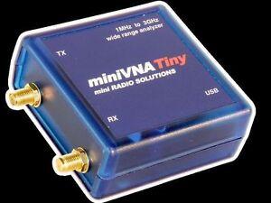 MINIVNA Tiny Analyseur D' Anten 1-3000 MHZ Avec Kit Calib 233005