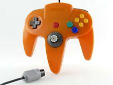 Nintendo 64 / N64 Controller ( ORANGE ) * Joypad * Kontroller * Pad * (NEU)