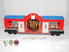 Lego notice pour MOC  Wagon train Ninjago Ninja-go en PDF